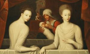 Breast milk: the new cheese course? Photograph: Corbis