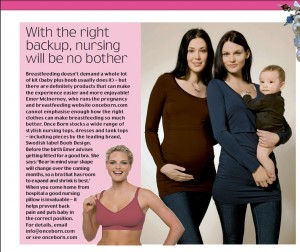 Irish Mail on Sunday Once Born Feature!